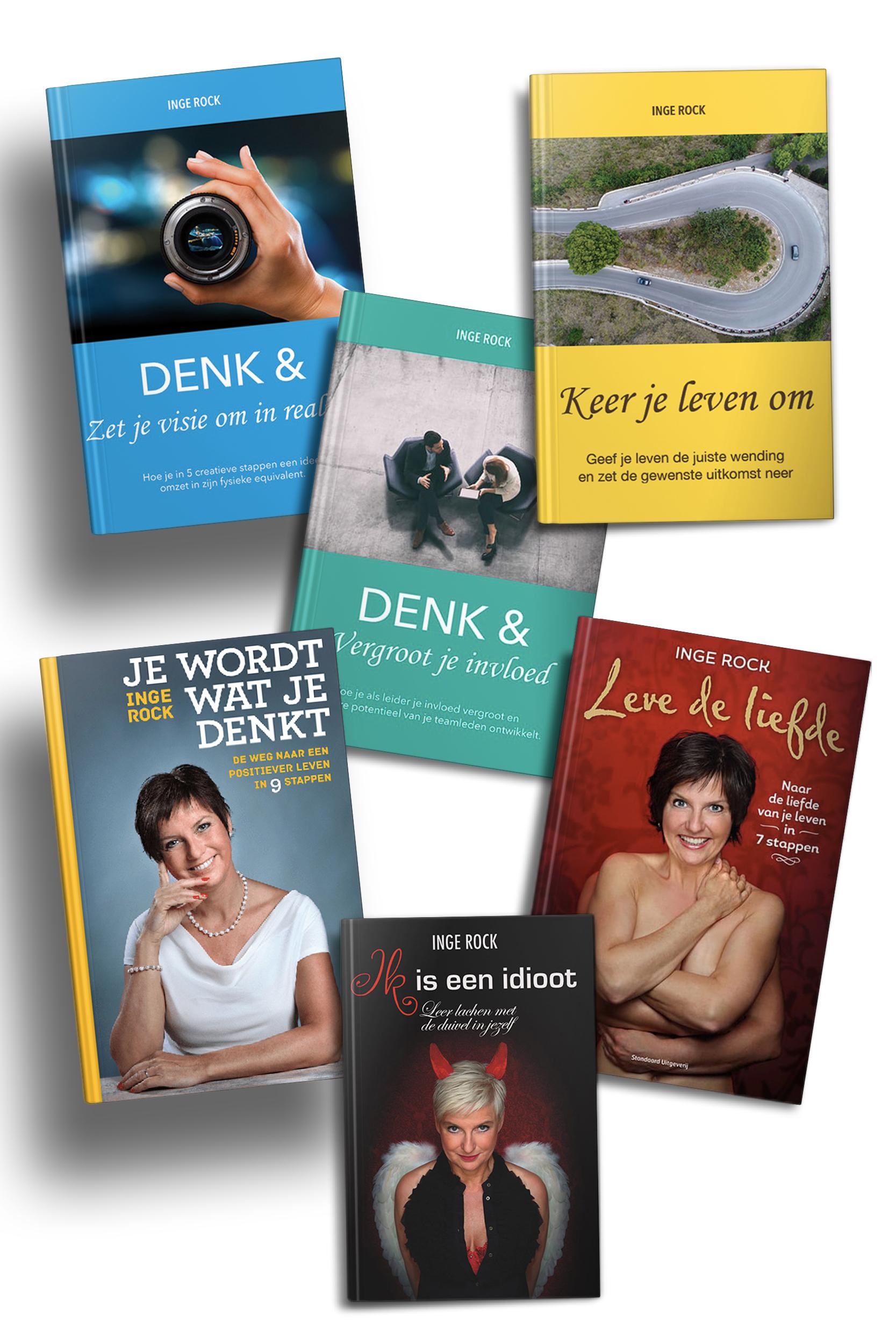 Boekenbundel shop item